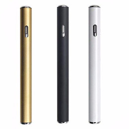 Wholesale Disposable Electronic Vaporizer - Disposable vape pens electronic cigarette Flat thick oil o pen empty cartridge ceramic coil vaporizer vape pen