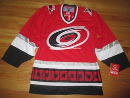 Cheap custom CCM CAROLINA HURRICANES EPS No. 27 Hockey Jersey Mens  Personalized stitching jerseys cc93c8287