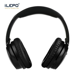 Wholesale Wireless Mp3 Headphones - Wireless bluetooth Foldable Headphones Headsets with high quality stereo sound headphones Earphones built ANC function enjoy music freedom