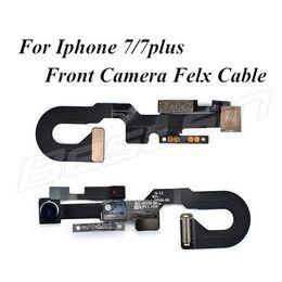 2019 sony ericsson xperia kamera Qualität A +++ Vorne Kamera Proximity Lichtsensor Flex Flachbandkabel Für iPhone 7 7 Plus