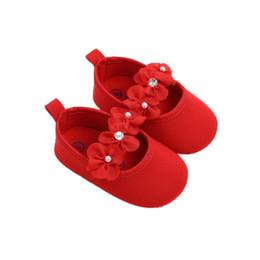 07d0e97fccf9b Printemps Automne Nouveau-né Le Premier Walker Chaussures Bébé Fille Belles  Fleurs Princesse Chaussures Enfant Toddler