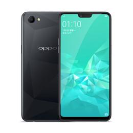 2019 k1 téléphones cellulaires Original OPPO A3 4G LTE téléphone portable 4 Go de RAM 128 Go de ROM Helio P60 Octa Core Android 6.2 pouces Plein écran 16.0MP ID de visage Smart Phone Mobile