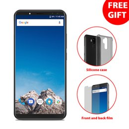 """Wholesale Face Displays - Vernee X 4GB 64GB 5.99"""" 18:9 Display Face Recognition MobilePhone MT6763 Octa Core Android7.1 OTG 16MP 4 Cams Smartphone"""