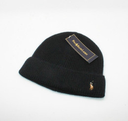 bonecas do homies Desconto Homens marca de inverno de luxo beanie designer de moda bonnet mulheres casuais tricô hip hop chapéus gorros crânio bola chapéus ao ar livre