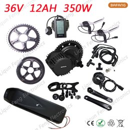 Canada Taxe gratuite E-bike kit 8fun / bafang 36V 350W moteur roue BBS01 + 36V 12AH Hailong NO.1 électrique vélo E-bike Lithium ion batterie cheap e bike wheels Offre