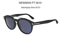 Wholesale Option Mirror - AAAAA Quality FT0336 LEO Square Sunglasses,FT0515 Newman Fashion Eyewear,more options to choose with Box dust bag,Free Shipping