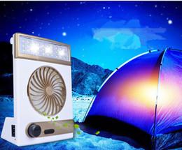 NOUVEAU Multi-Fonction Portable Mini Fan Eye Care LED Lampe De Table Lampe De Poche Lampe De Bureau Lumière Solaire Pour La Maison camping fournitures Avec Panneau Solaire ? partir de fabricateur
