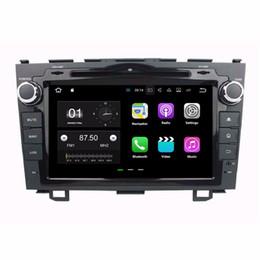 Crv bluetooth online-2 GB RAM Android 7.1 Quad Core-Autoradio DVD GPS Multimedia Player Auto DVD für Honda CR-V CRV 2006-2011 mit Bluetooth WIFI Mirror-Link