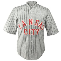 Kansas City Packers 1915 Road Jersey 100% Stitched Embroidery Logos Vintage  Baseball Jerseys Custom Any Name Any Number Free Shipping d42813acd