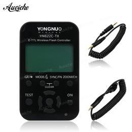 Wholesale yn flash - Yongnuo YN-622TX-C TTL HSS Wireless Trigger for Canon camera Yongnuo YN-622 Receiver YN-685C Canon Flash Speedlite