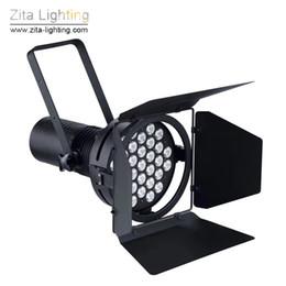 Zita Lighting Auto Show Lights Auto Motor Exhibition Par Lights Stage Lighting Cooler Master DMX512 31X10W Galleria bianca Cool Fair Hall da
