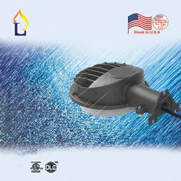 Wholesale photocell outdoor lighting - (1pcs lot )50W IP65 led barn light AC100-277V photocell sensor led street light dusk-to-dawn LED outdoor barn light