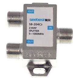 satelliten-tv kostenlos Rabatt 2WAY KABEL TV SPLITTER 5-1000 MH Digital Analog Satellite Coaxial Out Stecker Kostenloser versand