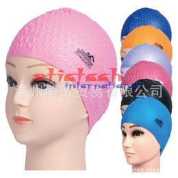 39dbcbad7d0 2019 ladies swim cap por dhl o ems 200pcs casquillo / sombrero de natación  de silicona