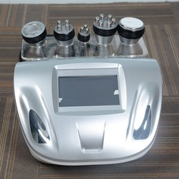 Wholesale Cavitation Rf For Home - personal cavitation machine beauty equipment infrared oxygen facial machine multipolar radio frequency machine rf home machines for salon