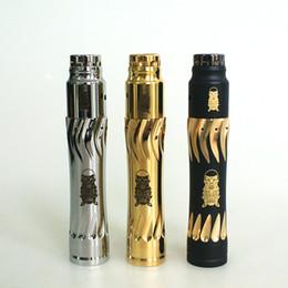 une cigarette électronique Promotion Nouvelle arrivée AV Collector Kit MOD cigarette électronique furtivité Matériel mécanique mods Laiton Matériel vape stylo kit