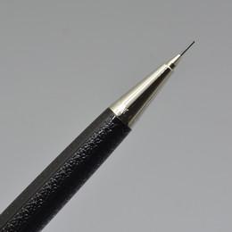 Price writing pens online-Precio al por mayor 163 negro Lápiz mecánico Suministros de papelería de oficina de negocios clásico Borradores de escritura 2B de escritura