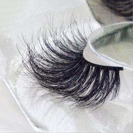 Canada Faux cils 10Paires / lot Mieux qu'un vison Faux cils Utilisation personnelle Port quotidien cheap uses horse hair Offre