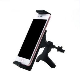 Стенд навигатора онлайн-Автомобильный держатель плоский стол iPad стенд многофункциональный мобильный телефон Стент навигатор поддержка устройства ширина 9.7 cm-15cm