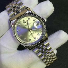 Canada Reloj Hombre 2018 Hommes Montre-Bracelet Top Marque De Luxe Femmes diamant montre Étanche En Acier Inoxydable Occasionnel Mens Mens Montres AAA Offre