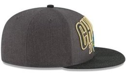 Wholesale unisex locker - Golden State 2018 Finals Champions Champs GSW Locker Room Snapback Hat Adjustable Caps