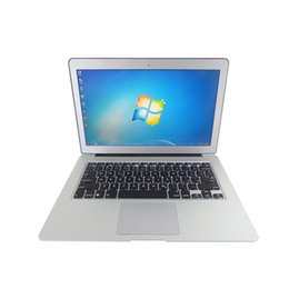 Ноутбук celeron онлайн-free shipping 13.3 inch windows8/10 Intel Celeron 2950 2.0Ghz 8G RAM 256G SSD 7500 mah laptop built in camera backlight keyboard