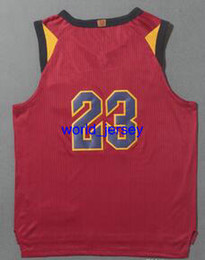 Wholesale Cheap Basketball Wear - Top quality 2018 Kids mens Basketball Jersey Sports wear 23 James Cheap customizable sports shirts children Jerseys
