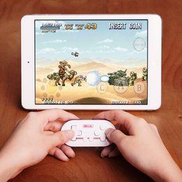 2019 i migliori telefoni cellulari Freeshipping Mini 8Bitdo ZERO Controller Bluetooth portatile bianco Wireless GamePad Shutter per telefoni Android iOS iPhone Windows Mac OS NOVITÀ