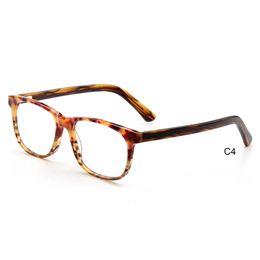 3cb751f8e8 USOcchiali 7142 Fashion Acetate Optical Eyeglasses Frame for Women and Men  Prescription Eyewear Glasses Spectacles