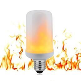 Ampoule LED à flammes vacillantes (simulation de feu) Vintage Mood Lighting   3 modes: scintillement-stabilisation-respiration   Efficacité énergétique pour le décor des lampes ? partir de fabricateur