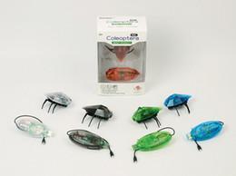2019 insetos robôs 72 pcs de alta tecnologia usb controle remoto infravermelho rc mini robô eletrônico inseto brinquedos mecânicos besouros controlador rc worm bug presente insetos robôs barato