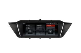 Bmw tv radio online-8.8 pulgadas 1280 * 480 pantalla HD Reproductor de DVD del coche estéreo radio audio Navegación GPS estéreo del coche para BMW X1 2009-2014 sin pantalla