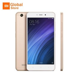 "Wholesale miui rom - new Original Xiaomi Redmi 4A 16GB ROM 2GB RAM 4 A Mobile Phone Snapdragon 425 Quad Core 13MP 5.0"" 3120mAh 4G LTE Smartphone MIUI 8"