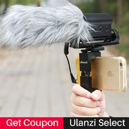 2019 microphone à vent Pare-brise Deadcat pour Microphone Gros-Ulanzi pour RODE VideoMic Go Bouclier pare-vent en fourrure Takstar SGC-598 pour microphone microphone à vent pas cher