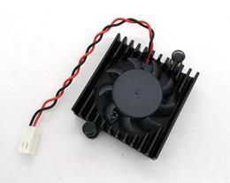 2019 ventilador superred 12v Nuevo original para DaHua DVR NVR VCR placa base CPU BGA Enfriador ventilador de refrigeración 5V