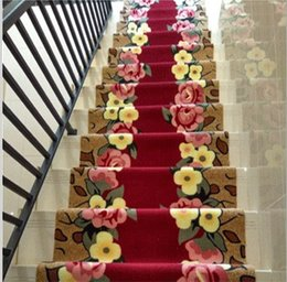 Wholesale Nice Hotel - Hotel bedroom Corridor Mat Kitchen living room household Water Absorption Skid Resistance Stairmat Ground mat Doormat Nice Design Gorgeous