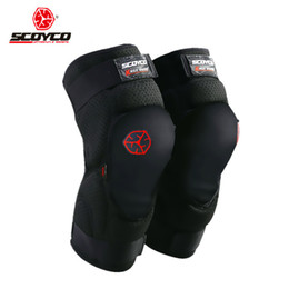 Wholesale guard auto - Scoyco K16 Motorcycle Motocross EVA Knee Pads Guards Braces Automobile Auto Racing Off Road Safety Outdoor Sports Protector