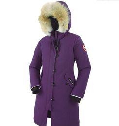 Wholesale Real Fur Trimmed Coats Women - 2018 New Women Down Jacket with Real Big Raccoon Fur Trim Hood Adjustable Waist Warm Winter Outwear Coat