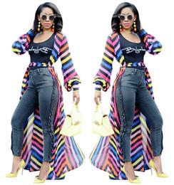 Wholesale Lantern Sleeve Blouse - 2018 Fashion Women Blouse CHEAPEST Chiffon Long Shirt Lady Clothes F365 Long Lantern Sleeve Shirts Sheer Blouse
