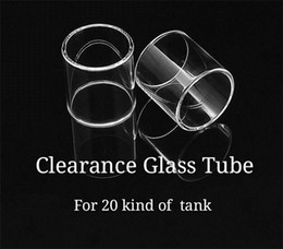 Argentina TFV8 Reemplazo de los tubos de vidrio 7 colores para Smok TFV12 Prince TFV8 Big Baby Tank Atomizador Inofensivo Gorros de vidrio Pyrex DHL FREE supplier clearance tanks Suministro