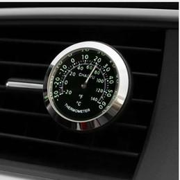 Выноски онлайн-Автомобильные украшения Автомобильные украшения Термометр Воздуховоды Вентиляторы Outlet Clip Charms Мода Автомобили Аксессуары для интерьера Декор Аксессуары