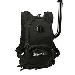 Быстрая сборка онлайн-Открытый спорт камеры Selfie Stick рюкзак быстрая сборка действий камеры аксессуары сумка для GoPro Hero 6/5/4/3+/3/5 Xiao Yi SJCAM