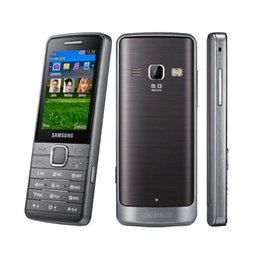Wholesale Cheap Unlock Phone - Cheap Original Samsung S5610 2.4inch Mobile Phones 5.0MP Camera 3G WCDMA Unlocked Cell Phones
