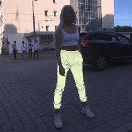 сексуальные горячие женщины Скидка 2018 осень одежда серебристые досуг брюки Сексуальная мода Bling клуб леггинсы шаровары женщины тренировочные брюки длинные брюки