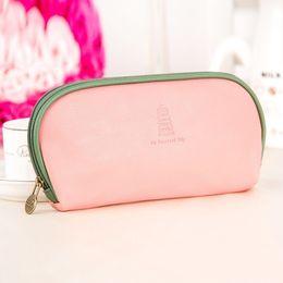 En gros Nouvelle Arrivée design de mode femmes sac de lavage grande capacité cosmétique sacs maquillage maquillage trousse de toilette Pochette sacs de voyage des douanes design ? partir de fabricateur