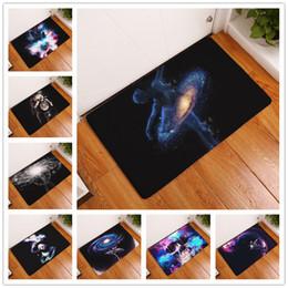 kitchen floor mats plastic discount decorative kitchen floor mats milky way starry sky astronaut pattern antislip carpet decorative kitchen floor mats