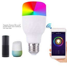 La dernière ampoule wifi wifi ampoule couleur RGBW lumière ? partir de fabricateur