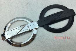 tapas del centro de la rueda bmw 68mm Rebajas Emaces de Emable de la parte posterior del coche del símbolo Z de la aleación del cinc del metal 3D para NISSAN 350Z 370Z