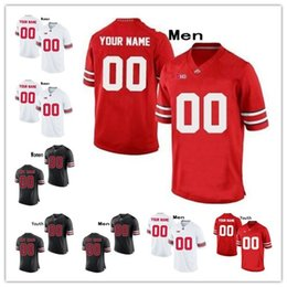 3e81510df5d ohio state jersey custom 2019 - Custom OSU Ohio State Buckeyes Stitched Any  Name Any Number