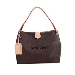 Carteras de cuero para mujer online-Diseñador de lujo de la marca de bolsos de las mujeres bolsos de mujer de cuero real bolsos cruzados del cuerpo bolsas de hombro de las señoras bolsa de asas bolsa feminina